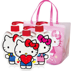 Hello Kitty 40週年紀念公仔香浴4件組