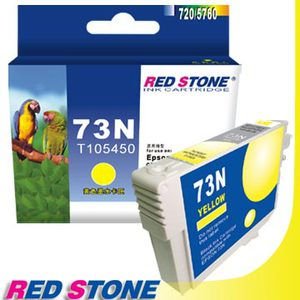 RED STONE for EPSON 73N T105450墨水匣 黃色