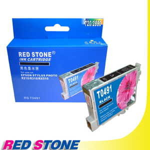 RED STONE for EPSON T049150墨水匣(黑色)