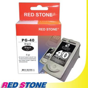 RED STONE for CANON PG-40墨水匣(黑色)