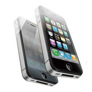 FirstOne iPhone 保護貼【高硬度.高透光】Apple iPhone3GS / iPhone4 / iPhone4S