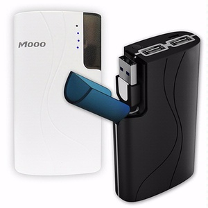Mooo Power Passion HB-J52-2 5200mAh 雙USB行動電源(簡配)