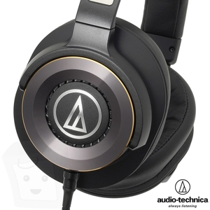 鐵三角 ATH-WS1100 Audio-Technica SOLID BASS 頭戴式耳機 【WS99全新改版】