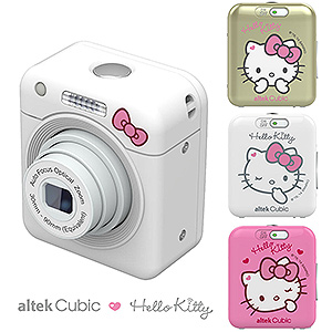 altek Hello Kitty Cubic Camera 無線相機