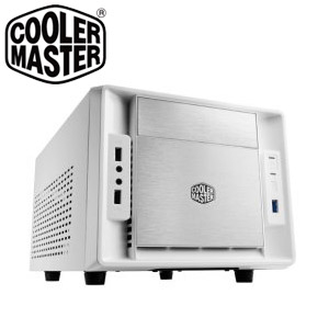 CoolerMaster Elite 120A Mini-Itx 機殼 (白色限量版)