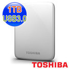 TOSHIBA Canvio Connect USB3.0 1TB -
