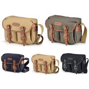 【拭鏡筆】白金漢 Billingham Hadley Small 相機側背包.