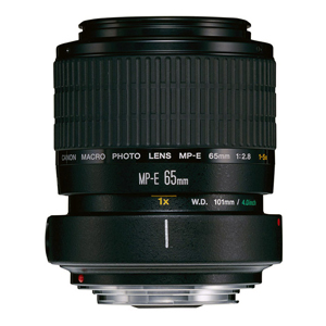 【防潮箱+大吹球清潔組+拭鏡筆】Canon MP-E 65mm F2.8 1-5x (公司貨).