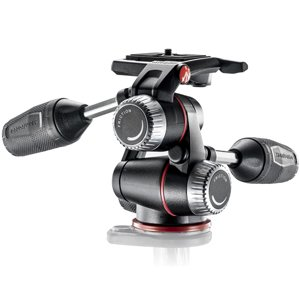 Manfrotto MHXPRO-3W 三向雲台.