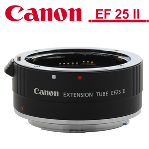 Canon Extension Tube EF 25 II 增距鏡 延伸管  貨 .