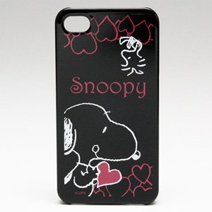 FitsPOD SNOOPY iPhone 4/4S 保護殼