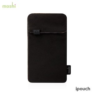 moshi iPouch 2012 iPhone/iPod 系列專用保護套 ( 黑 )