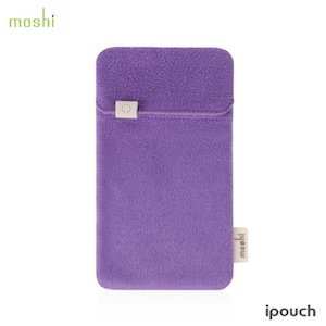 moshi iPouch 2012 iPhone/iPod 系列專用保護套 ( 紫 )