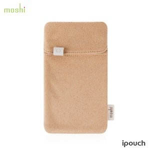 moshi iPouch 2012 iPhone/iPod 系列專用保護套 ( 棕 )