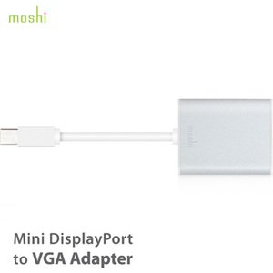 【轉接線】moshi Mini DisplayPort - VGA