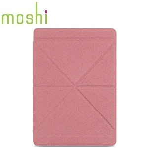 moshi VersaCover for iPad Air 多角度前後保護套-粉