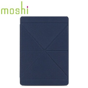 moshi VersaCover for iPad mini R 多角度前後保護套-藍