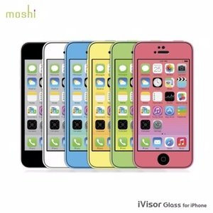moshi iVisor Glass for iPhone 強化玻璃螢幕保護貼