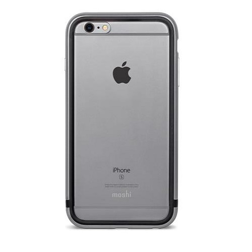 Moshi iGlaze Luxe for iPhone 6s Plus 雙料金屬邊框