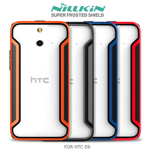 NILLKIN HTC All New One E8 護甲系列雙料邊框