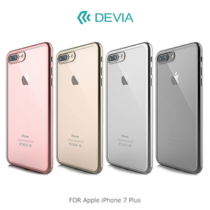 DEVIA Apple iPhone 7 Plus 5.5吋 柔金保護套