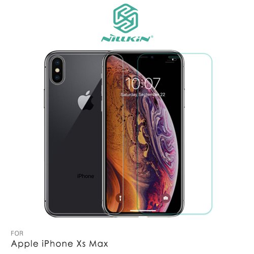 NILLKIN Apple iPhone Xs Max Amazing H+ 防爆鋼化玻璃貼