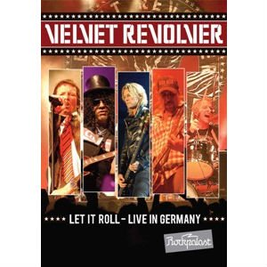 絲絨左輪:搖滾吧!德國演唱會 / Velvet Revolver: Let It Roll – Live In Germany (DVD)