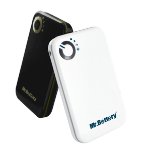 Mr.Battery (Eclair 3000) 閃電泡芙3000mAh 行動電源