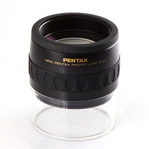 PENTAX PHOTO-LUPE-5.5倍日製放大鏡