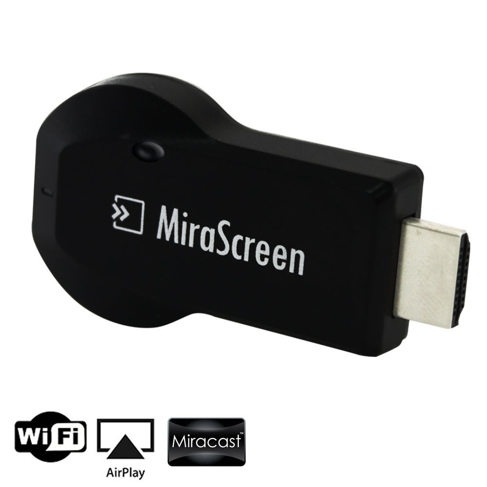 【IS爱思】V-350 SP 无线电视棒 支援AirPlay Miracast