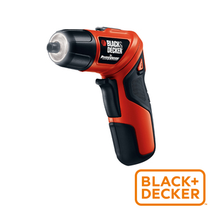 美國百工《BLACK&DECKER》3.6V 旋轉電動起子機 PLR36NC