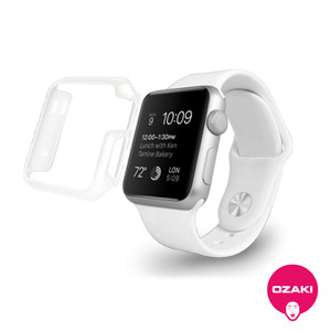 Ozaki O!coat Crystal Apple Watch Sport 透明保護殼