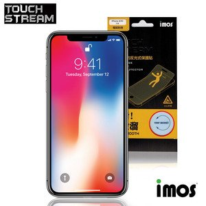 iMos Touch Stream iPhone X iPhone Xs  正面 非滿版霧