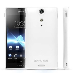 【Metal-Slim】Sony Xperia TX 專用保護殼