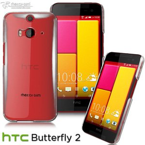 【Metal-Slim】HTC Butterfly 2 系列 新型保護殼