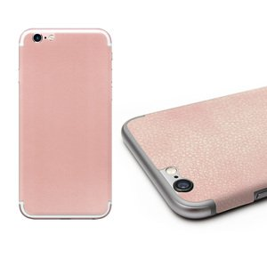 【Metal-Slim】 Apple iPhone6 / 6S (4.7)手機背膜(粉紅)