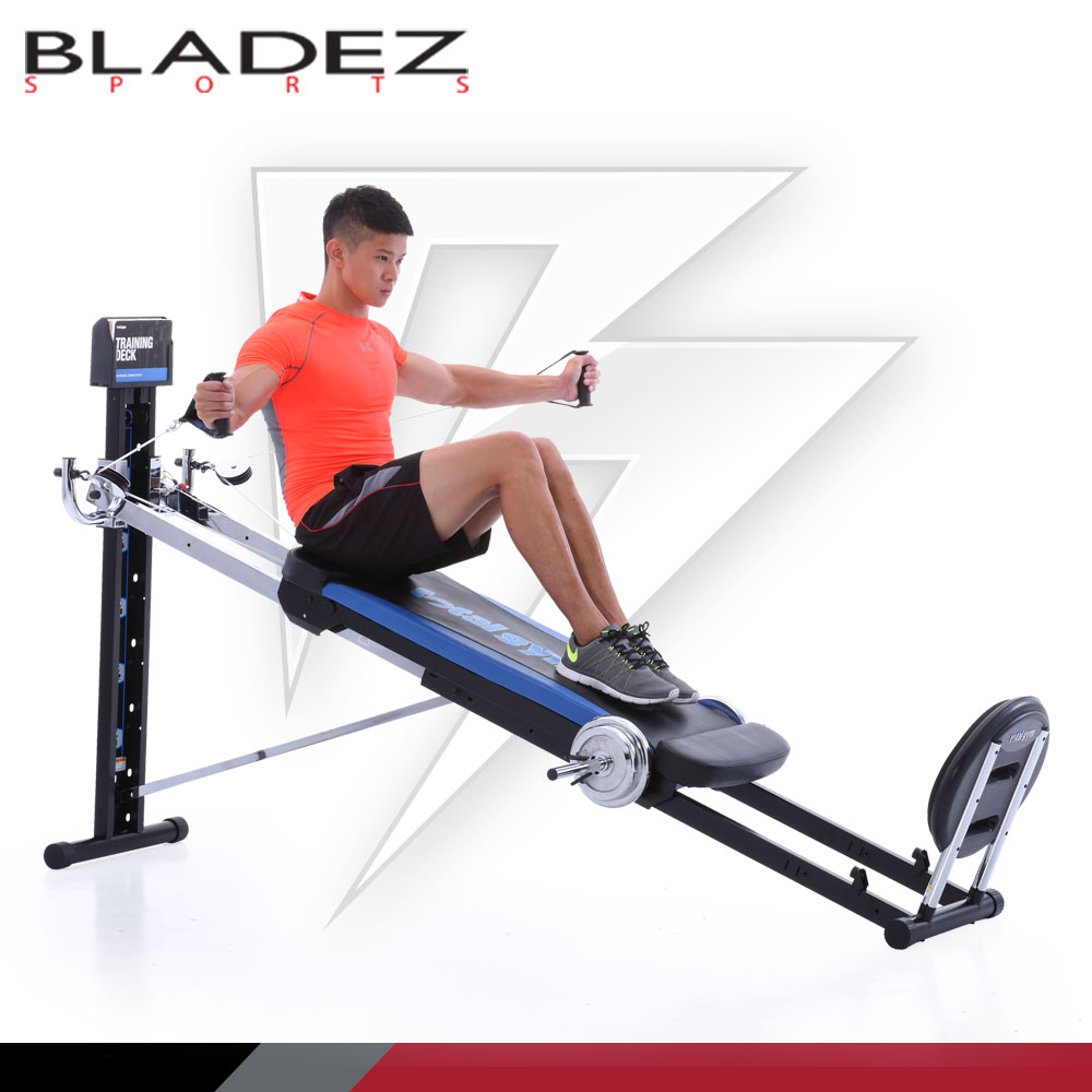 【BLADEZ】Total Gym XLS 全能健身房