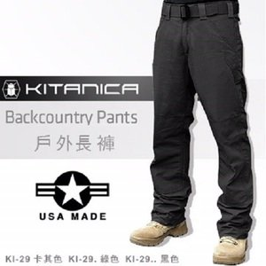 Kitanica backcountry 戶外長褲 #KI 29