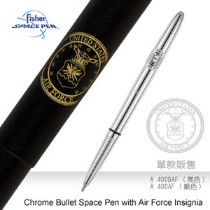 Fisher Space Pen Air Force Insignia 空軍徽章#400