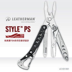 LEATHERMAN STYLE PS 工具鉗