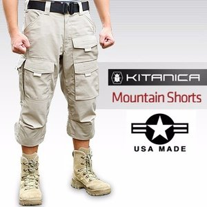 Kitanica MOUNTAIN SHORTS 短褲#KI3 【多色可選】
