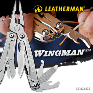 Leatherman Wingman 工具鉗(# 831436)