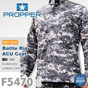 Propper Battle Rip ACU Coat ACU外套 #F5470-38-060
