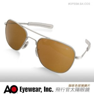 AO Eyewear Original Pilot Sunglasses飛行官太陽眼鏡 # OP55M.BA.COS