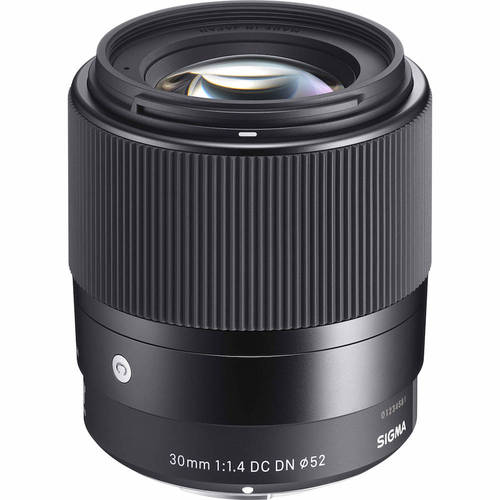 SIGMA 30mm F1.4 DC DN Contemporary (SONY E、M4/3 mount) 公司貨 三年保固