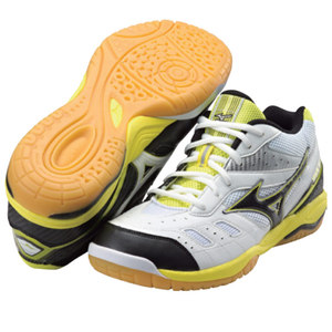 Mizuno Wave Gate 2 羽球鞋 (黃) 71GA144545