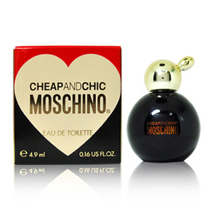 Moschino Cheap and Chic 奧莉薇女香 小香 4.9ml