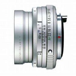 PENTAX SMC FA 43mm F1.9 Limited Silver【公司貨】