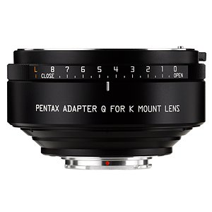 PENTAX Adapter Q for K mount lens【公司貨】