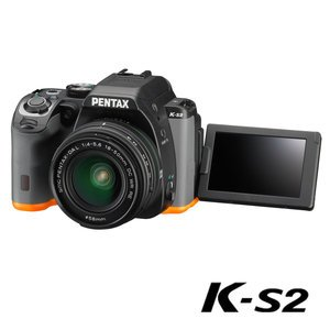 PENTAX K-S2+DAL18-50mm WR RE【公司貨】